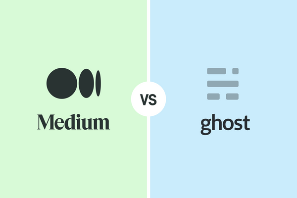 Medium vs Ghost Blog CMS. Which Has Better Features for Blogging?